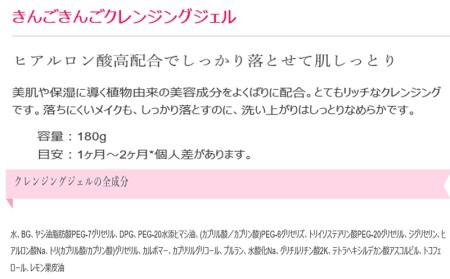 B2-3039/フェイシャルウォッシング&クレンジングジェルセット
