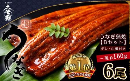 鹿児島県産 うなぎ 蒲焼 960g