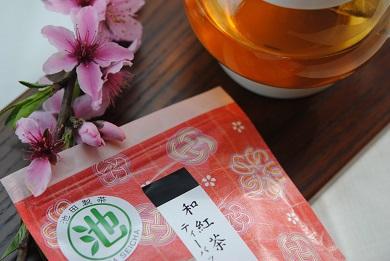【ジャンピングティーポット付】香り高い 和紅茶