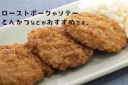 052-27 鹿児島県産黒豚ヒレブロック3本約1.5kg