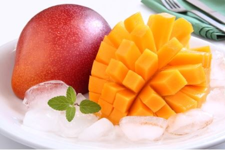 【A14015】鹿児島県産 美味しさまるごと冷凍マンゴー!約1kg