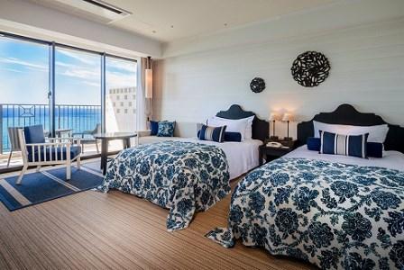 「ホテルモントレ沖縄スパ&リゾートペア宿泊券1泊(朝食付き)」