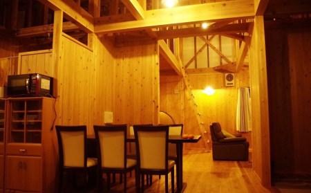 木造赤瓦ペンション スナドゥン 一棟貸(ロフト付き)ちゅうり棟 2泊3日