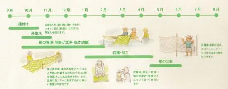 【女性長寿日本一の村】北中城特産!アーサ佃煮・もずく佃煮