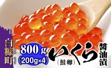 【新型コロナ被害支援】【特別価格】いくら醤油漬(鮭卵)【1kg(250g×2×2)】