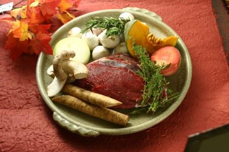 高タンパク・低カロリー・低脂肪 えぞシカ肉セット
