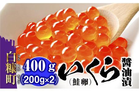 いくら醤油漬(鮭卵)【500g(250g×2)】(15,000円)