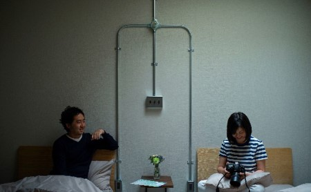 ゲストハウスushiyado宿泊+バターづくり体験(1泊2名様用)