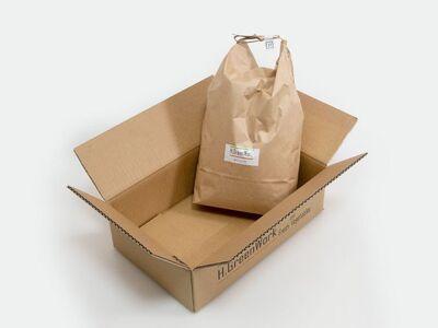 青森県鰺ヶ沢町【令和3年産米】【定期便】新米 6ヶ月連続でお届け まっしぐら 〔白米〕5kg(5kg×1袋) ※令和3年11月中旬から順次お届け