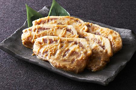 RT709 熊谷精肉店特製味噌豚ロース5枚セット