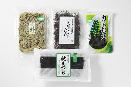 RT726 磯ヤ海産 三陸産海藻4種セット