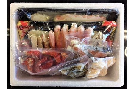 海鮮かに鍋セット(3~4人前) B-01015