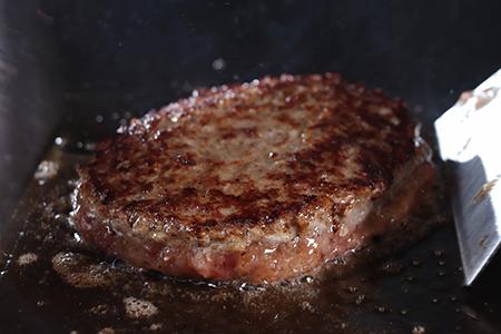 小形牧場牛赤身ステーキ80gハンバーグ150g