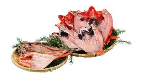 宮城県名取市 豪華高級魚の干物セット