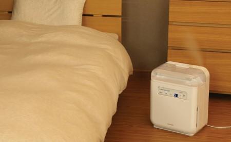空気清浄機能付加湿器 SHA-400A ホワイト