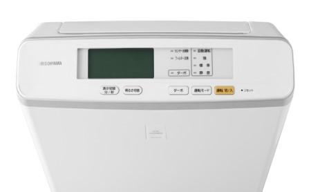 モニター付き空気清浄機 25畳 MSAP-DC100