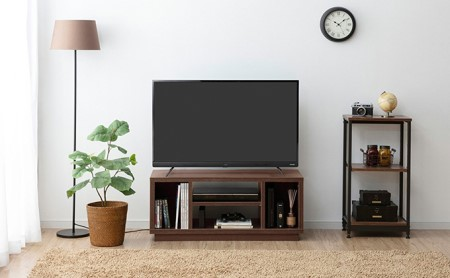 4K対応テレビ 43インチ フロントスピーカーモデル 43UB20K 1台