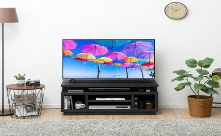 4K対応テレビ 43インチ LT-43B620 1台