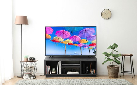 4K対応テレビ 55インチ LT-55B620