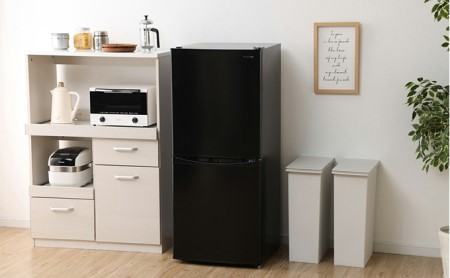 冷蔵庫 142L IRSD-14A-B