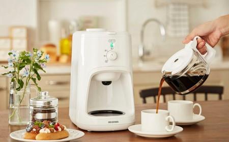 全自動コーヒーメーカー WLIAC-A600-W ホワイト