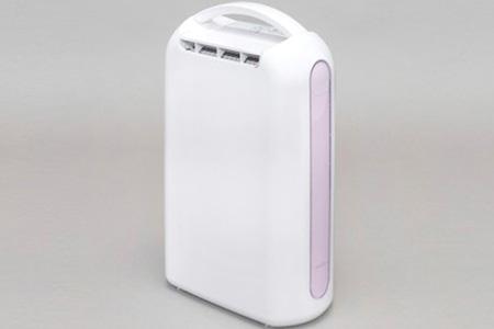 衣類乾燥除湿機 デシカント式 IJD-H20-P