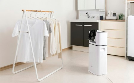 サーキュレーター衣類乾燥除湿機 IJD-I50
