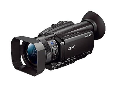 ソニー デジタル4KビデオカメラレコーダーFDR-AX700