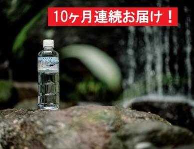【10ヶ月連続】蔵王湧水500ml×24本