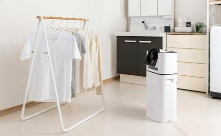 サーキュレーター衣類乾燥除湿機 デシカント式 IJD-I50