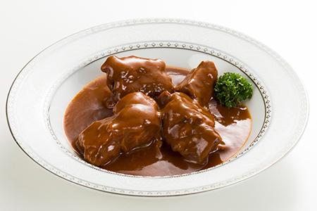 味の牛たん喜助 たっぷり牛たんシチューセット 250g×3パック (牛タン タンシチュー レトルト) [0006]