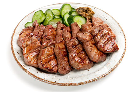 味の牛たん喜助 職人仕込牛たん詰合せ しお味 180g×2 (牛タン 塩) [0015]