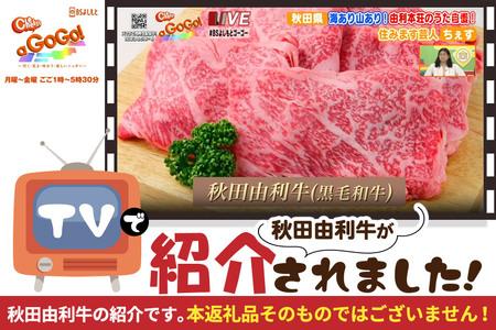 C30121秋田由利牛焼肉用上カルビ(300g)
