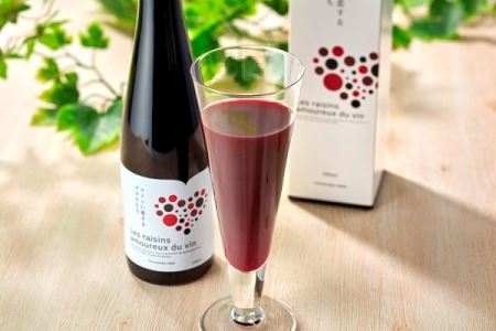 A68357ワイン用ブドウ100%のブドウジュース