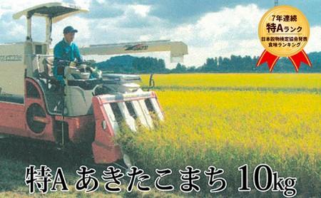 農家直送 あきたこまち 10kg 秋田県仙北市産