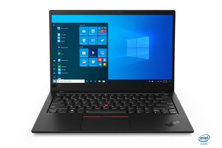 Lenovo ThinkPad X1 Carbon (14型 薄型・軽量モバイルノート WQHD液晶・LTE搭載プレミアムパッケージ)2020モデル※オフィスアプリ無