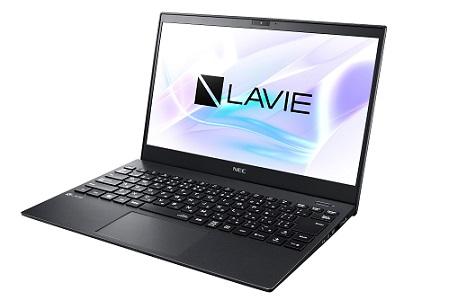 【2021春モデル】 NEC LAVIE Direct PM 13.3型ワイドフルHD/IPS液晶搭載のプレミアムモバイルノート