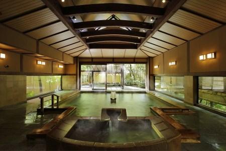 L01-905 あつみ温泉 たちばなや 詣でる つかる 頂きます1泊2食付ペア宿泊券