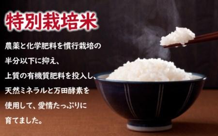 A02-073 【令和2年産】特別栽培米 ミルキークイーン 無洗米 7kg(3.5kg×2袋)ライズ・イン