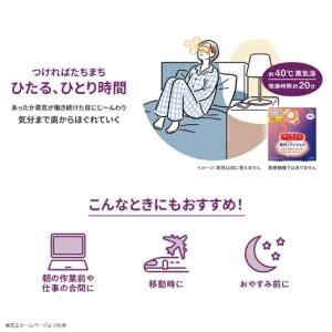 SA0753 めぐりズム 蒸気でホットアイマスク 香りでリラックス 3種セット