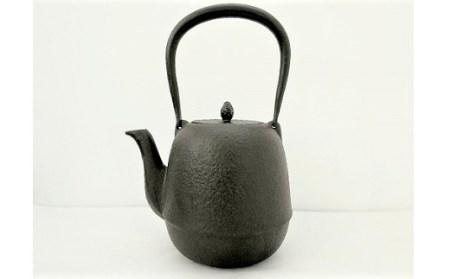 0016-2003 鉄瓶 なつめ