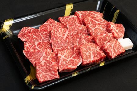 B004 米沢牛サイコロステーキ(約400g)