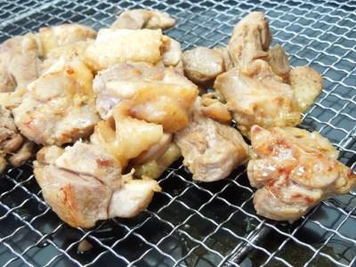 11-[1]【大石田町産】やまがた地鶏(モモ・ムネ)セット