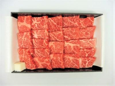 14-[8]【A4ランク以上】山形牛モモ焼肉用400g