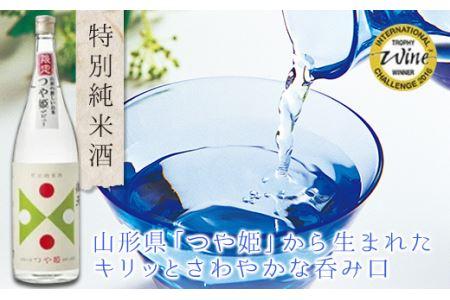 辯天 特別純米酒 つや姫 F20B-036
