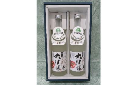 新篠津村産「彗星」使用 純米酒 大法螺(おおぼら)2本