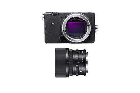 SIGMA fp + 45mm F2.8 DG DN | Contemporary