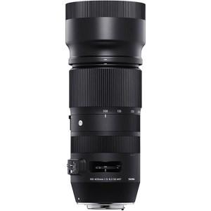 【ニコンFマウント】 SIGMA 100-400mm F5-6.3 DG OS HSM   Contemporary(数量限定)カメラ レンズ 家電