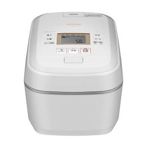 K-7【圧力スチームIH】炊飯器(5.5合用)RZ-V100CM(W)
