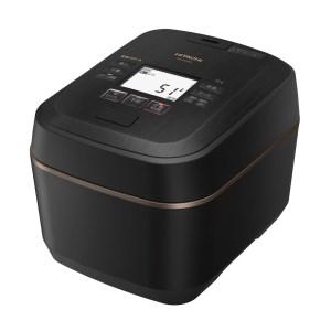 L-8【圧力スチームIH】炊飯器(5.5合用)RZ-W100CM(K)